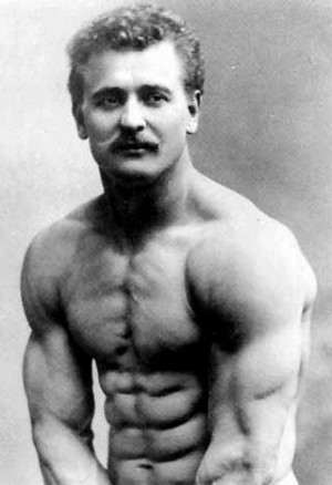Eugene Sandow's Six Pack