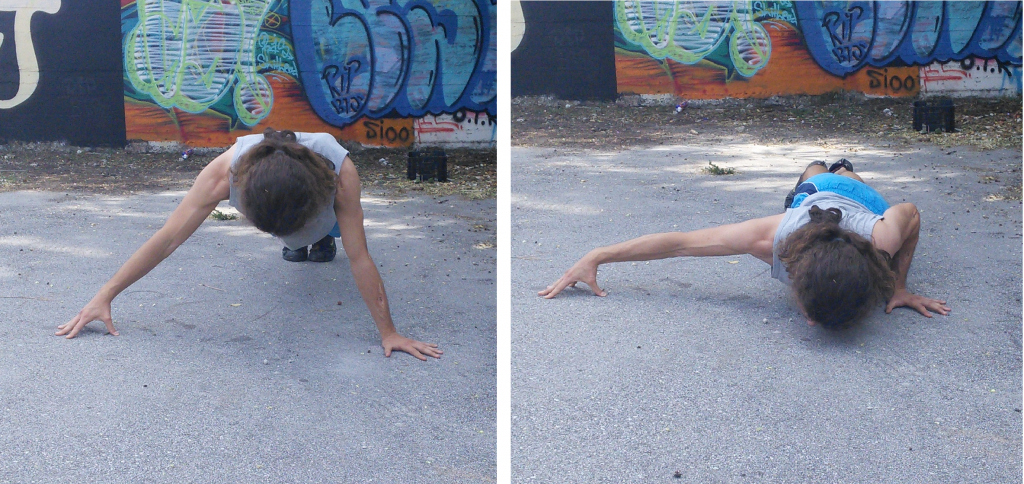 Fingertip Archer Push Up