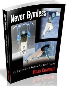 Cover Of Never Gymless Book