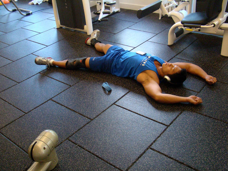 Rest between your Pull up sets