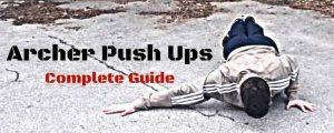 Archer Push Ups