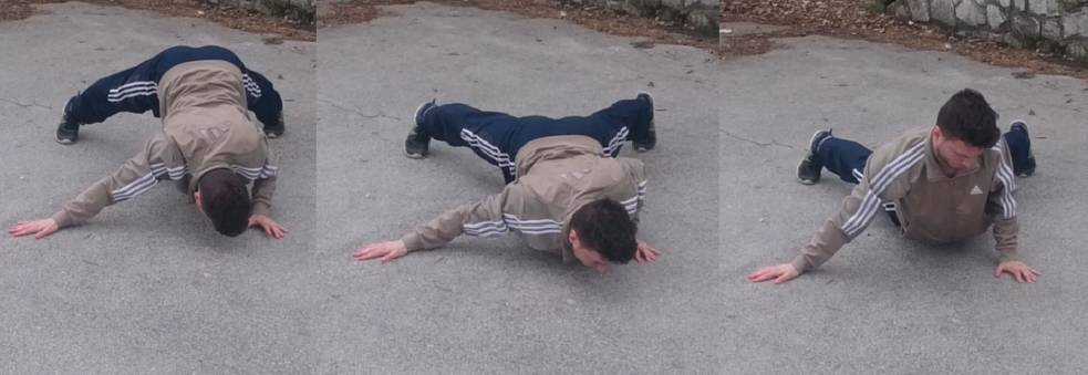 Archer push ups the complete guide - Dive bomber push up ...