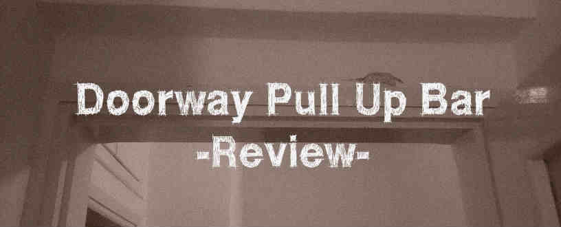 Doorway pull up bar